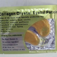 Masker Mata / Crystal Collagen Eye Bag Mask