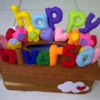 Kotak Tissue Happy Anniversary