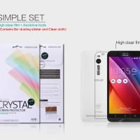 Nillkin High Level Crystal Screen Guard Asus Zenfone 2 Ze550ml