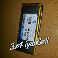 harga Baterai/battery Tablet Advan E1c+ (5,5cm X 12,5cm) 3000mah Tokopedia.com