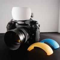 Puffer Internal Flash Diffuser for Canon n Nikon