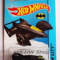 HOTWHEELS BATMAN LIVE BATMOBILE HITAM