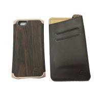 Iphone 6+ 6S+ 6S 6 Plus Element Case Ronin Wenge Wood