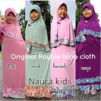 Naura kids by royale hijab