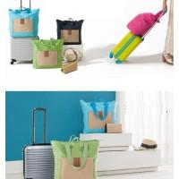 Weekend Big Bag / Travel Foldding / Tas Lipat Luggage Koper Storage
