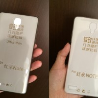 harga Ultra Thin Softcase Xiaomi Redmi Hongmi Note Tokopedia.com