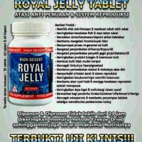 Royal jelly 90 tablet