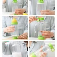 Jual Citrus Zinger Juicer Tritan Botol Minum Mug Jeruk Nipis Ice Lemon Tea Murah