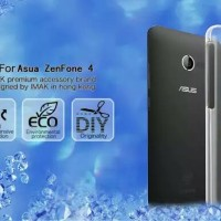 Casing Imak Crystal 1 Ultra Thin Hard Case For Asus Zenfone 4