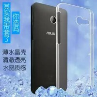 Casing Imak Crystal 2 Ultra Thin Hard Case For Asus Zenfone 4