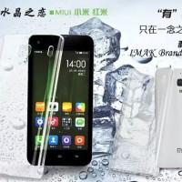 Casing Imak Crystal 2 Ultra Thin Hard Case For Xiaomi Redmi 1s