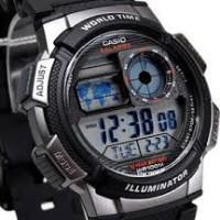 jam tangan casio ae1000w-1b digital standard promo bergaransi resmi