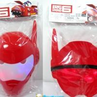 Topeng Big Hero 6 LED Menyala
