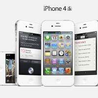 NEW# APPLE IPHONE 4S [16GB] BLACK & WHITE
