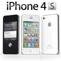 NEW# APPLE IPHONE 4S [32GB] BLACK & WHITE