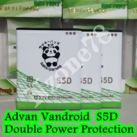 Baterai Advan Vandroid S5D S5-D Rakkipanda Double Power Protection