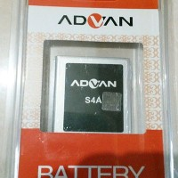 Battery / Baterai / Batrai / Baterei HP Advan S4A