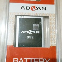 Battery / Baterai / Batrai / Baterei HP Advan S5E