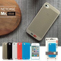 NETCASE FASHION MR. ME IPHONE 4S