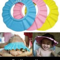 Topi Keramas Kancing ( Bayi )