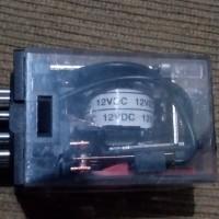 harga Relay Omron Mk3p-i 12 Volt Ac/dc 11 Pin Tokopedia.com