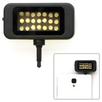 Universal 21 LED Flash Spotlight for Smartphone