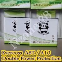 Baterai Cross Evercoss Andromeda A8t A10 Rakkipanda Double Power
