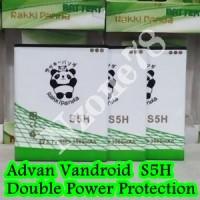 Baterai Advan Vandroid S5H S5-H S5-H Rakkipanda Double Power