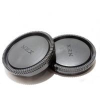 Body Rear & Lens Cap Sony E-Mount Nex | Surabaya
