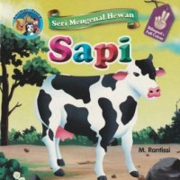 Buku Seri Mengenal Hewan Sapi