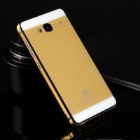 Aluminium Case Xiaomi Redmi 2 Ori (lgsg Dr Pabrik) - Gold
