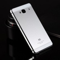 Aluminium Case Xiaomi Redmi 2 Ori (lgsg Dr Pabrik) - Grey