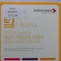 Asus Zenfone 5 / 5 Lite Anti Gores Afp Clear, Screen Guard Protector
