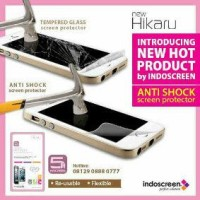 Sony Xperia T2 Ultra Anti Gores Anti Shock Clear, Screen Guard Protect