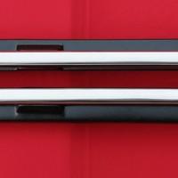 harga Roof Rail Sporty Fiber Black Mobilio Tokopedia.com