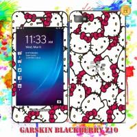 Garskin Blackberry Z10 Original - Hellokitty All / Custom