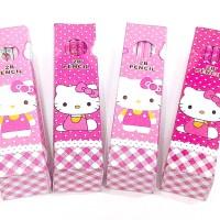 Pensil Kayu Hello Kitty
