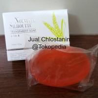 Nouvelle Sillhoutte Transparent Soap + Vit. E