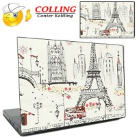 Stiker Laptop 14 inch / Garskin Laptop / Sticker Laptop Paris