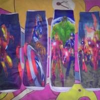 Kaos Kaki Anak Karakter Avengers