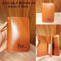 Dompet Levis Half Leather SUPER QUALITY