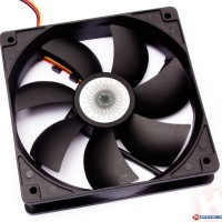 Fan Case 8 cm Hitam Standard Pendingin Tambahan CPU