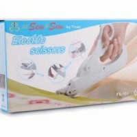 Electric Scissors (Gunting Elektric)