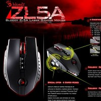 Mouse Bloody Sniper ZL5A