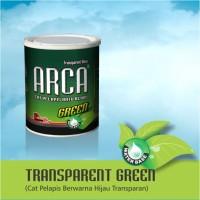 ARCA TRANSPARENT GLOSS GREEN