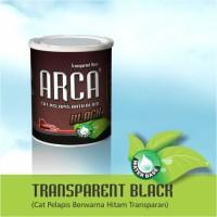 ARCA TRANSPARENT GLOSS BLACK
