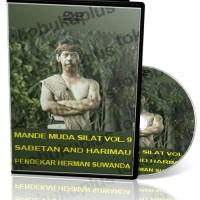 DVD Silat : Munde Muda Silat Vol. 3 - Sabetan and Harimau