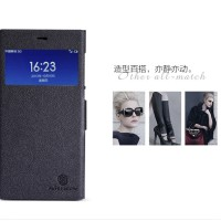 harga Nillkin Fresh Leather Case Xiaomi Mi3 Black Tokopedia.com