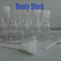 harga Botol Kaca 3ml || Botol Vial 3ml || Botol Tester Parfum 3ml Tokopedia.com