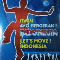 dvd Senam ayo bergerak Indonesia